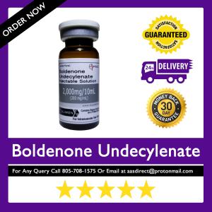 Boldenone Undecylenate