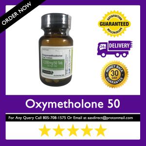 Oxymetholone 50