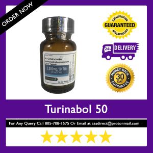 Turinabol 50