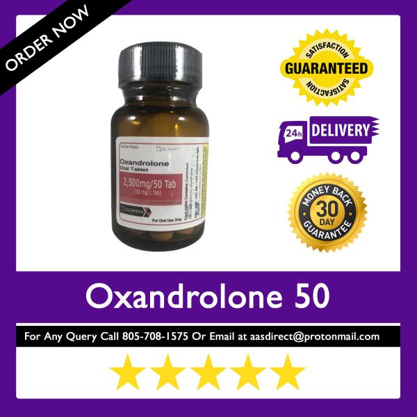 Oxandrolone 50